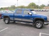 2003 Chevrolet Silverado 2500HD Arrival Blue Metallic