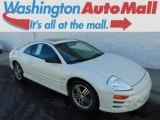 2003 Dover White Pearl Mitsubishi Eclipse GTS Coupe #97561865