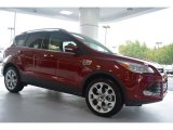 2014 Ruby Red Ford Escape Titanium 2.0L EcoBoost #97561932