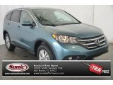 2014 Mountain Air Metallic Honda CR-V EX #97561693