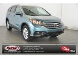 2014 Mountain Air Metallic Honda CR-V EX-L #97561690