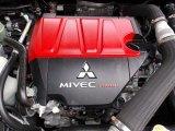 2010 Mitsubishi Lancer Evolution Engines
