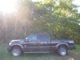 2015 Tuxedo Black Ford F250 Super Duty Lariat Crew Cab 4x4 #97561763