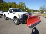 2015 Ford F350 Super Duty XL Regular Cab 4x4 Plow Truck Data, Info and Specs