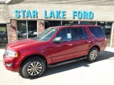 2015 Ruby Red Metallic Ford Expedition XLT 4x4 #97562223