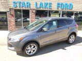 2014 Sterling Gray Ford Escape Titanium 2.0L EcoBoost 4WD #97562218