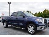 Blue Streak Metallic Toyota Tundra in 2008