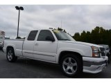 2004 Summit White Chevrolet Silverado 1500 LT Extended Cab #97604399