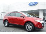 2014 Ruby Red Ford Edge Limited #97604395