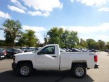 2015 Summit White Chevrolet Silverado 1500 WT Regular Cab 4x4 #97604843