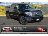 2015 Attitude Black Metallic Toyota Tundra Limited CrewMax 4x4 #97604217