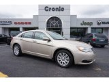 2014 Cashmere Pearl Chrysler 200 LX Sedan #97604484