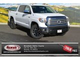 2015 Super White Toyota Tundra Limited CrewMax 4x4 #97604208