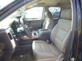 2015 Chevrolet Silverado 1500 LTZ Double Cab 4x4 Cocoa/Dune Interior