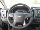 2015 Chevrolet Silverado 1500 LT Z71 Double Cab 4x4 Steering Wheel