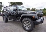 2015 Jeep Wrangler Unlimited Black