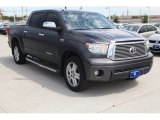 2011 Magnetic Gray Metallic Toyota Tundra Limited CrewMax #97604752