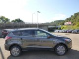 2015 Magnetic Metallic Ford Escape Titanium 4WD #97604354