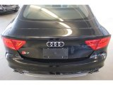 Audi S7 2015 Badges and Logos