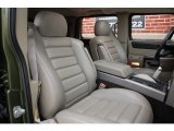 2003 Hummer H2 SUV Front Seat