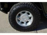 2003 Hummer H2 SUV Wheel