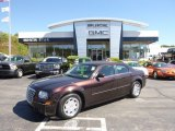 2005 Deep Lava Red Pearl Chrysler 300 Touring #97645691