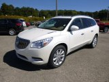 2015 White Diamond Tricoat Buick Enclave Leather AWD #97645655