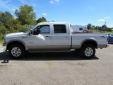 2005 Oxford White Ford F350 Super Duty King Ranch Crew Cab 4x4 #97646014