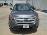 2014 Sterling Gray Ford Explorer XLT #97645528