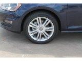 Volkswagen Golf 2015 Wheels and Tires