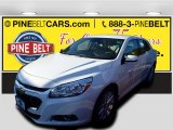 2015 Summit White Chevrolet Malibu LT #97697605