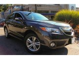2013 Graphite Luster Metallic Acura RDX Technology AWD #97697715