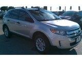 2014 Ingot Silver Ford Edge SE #97697646