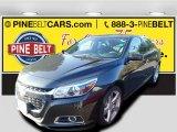 2015 Ashen Gray Metallic Chevrolet Malibu LTZ #97697606