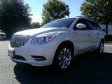 2015 White Diamond Tricoat Buick Enclave Premium AWD #97697570
