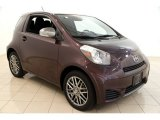 2012 Black Currant Metallic Scion iQ  #97723798