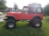 1983 Jeep CJ 7 4x4