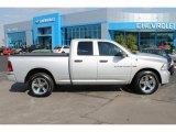 2012 Bright Silver Metallic Dodge Ram 1500 ST Quad Cab 4x4 #97745246