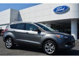 2014 Sterling Gray Ford Escape Titanium 2.0L EcoBoost #97745375