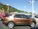 2011 Golden Bronze Metallic Ford Explorer XLT 4WD #97745348