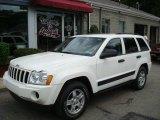 2006 Stone White Jeep Grand Cherokee Laredo 4x4 #9634406