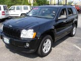 2006 Black Jeep Grand Cherokee Laredo 4x4 #9724195