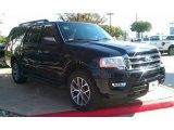 2015 Tuxedo Black Metallic Ford Expedition EL XLT #97745278