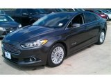 2015 Magnetic Metallic Ford Fusion Hybrid SE #97745277