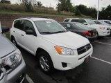 2011 Super White Toyota RAV4 V6 4WD #97745203