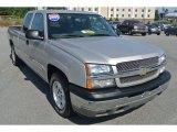 2005 Silver Birch Metallic Chevrolet Silverado 1500 LS Extended Cab #97784216