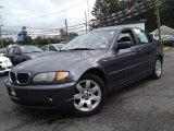 2002 Steel Grey Metallic BMW 3 Series 325xi Sedan #97784269