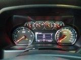 2015 Chevrolet Silverado 1500 LT Crew Cab 4x4 Gauges