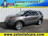 2011 Sterling Grey Metallic Ford Explorer XLT 4WD #97784255