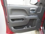 2015 Chevrolet Silverado 1500 LT Crew Cab 4x4 Door Panel